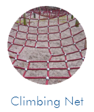 rope climbing net tutorial