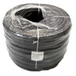 Black Polypropylene Rope sold on a 220m coil