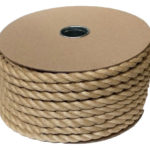 16mm Synthetic Hemp Garden Decking Rope on a 40m reel