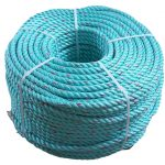 Green PolySteel Rope. Tough & Durable   Ropes Direct
