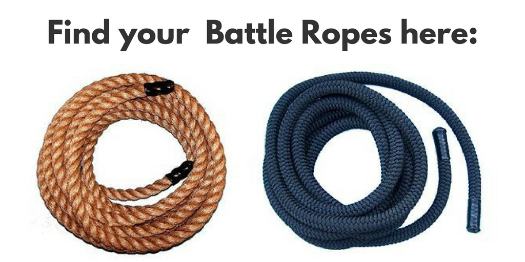 Battle ropes for sale