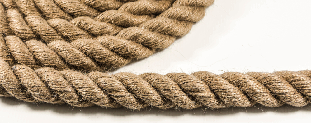 Jute Bannister Rope