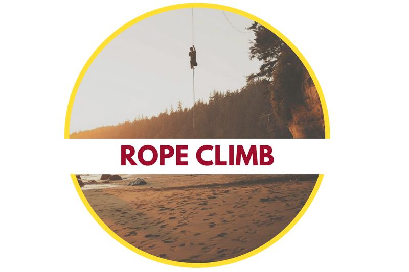 Rope Sports Rope Climb