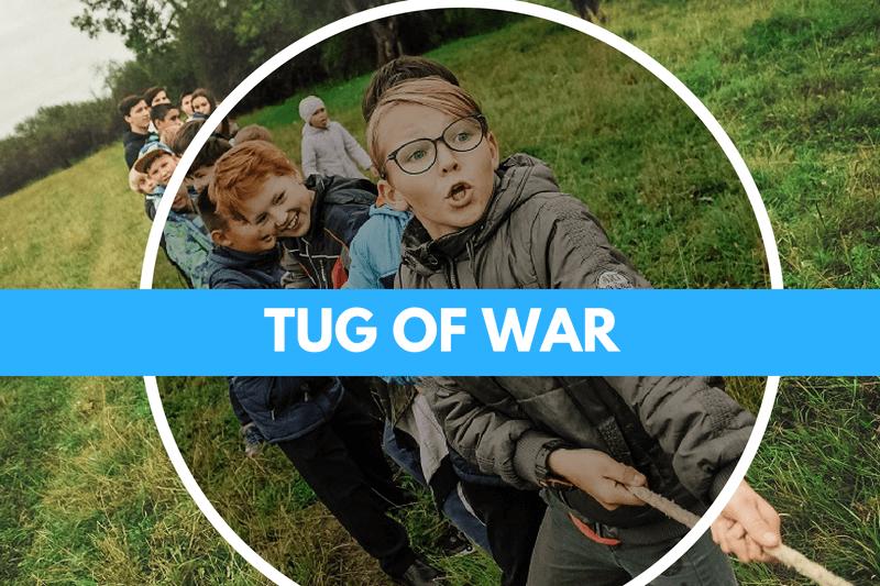 Rope Sports Tug of War