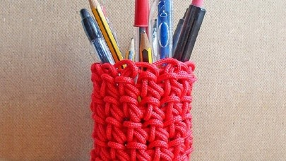 Paracord - Pen Holder