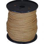 4mm Jute Rope - 100m Reel