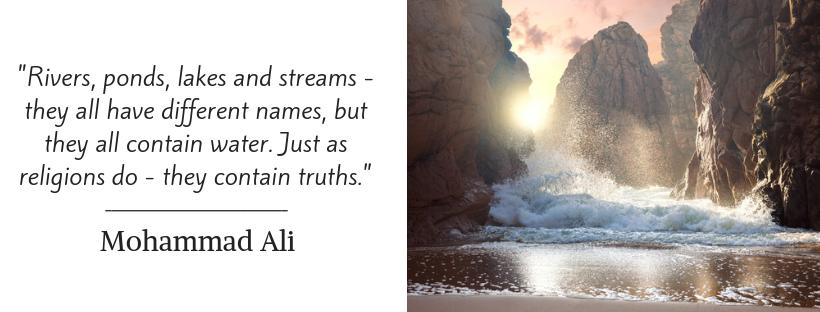 sailing quotes - Mohammad Ali