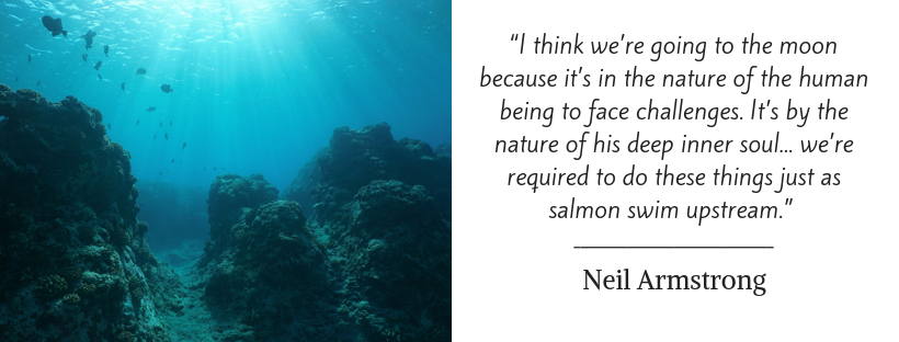 sailing quotes - Neil Armstrong