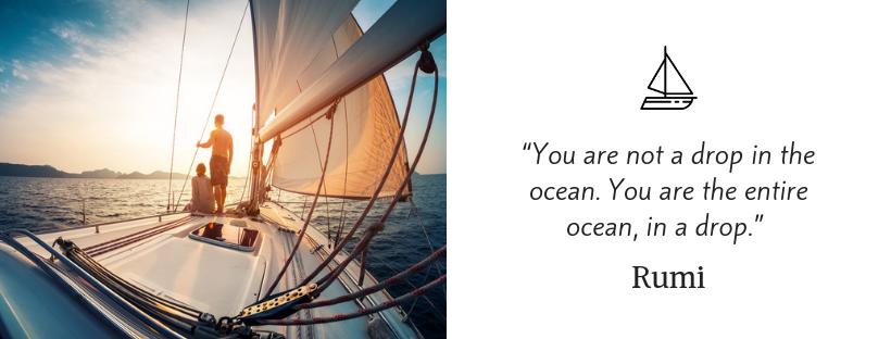 sailing quotes - Rumi