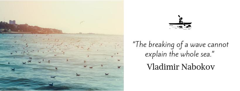 sailing quotes - Vladimir Nabokov