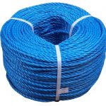 Poly Blue Rope 220m coil