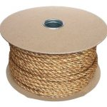 Manila Rope sold on a reel