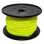 3mm Neon Yellow Shock Cord sold by the metre