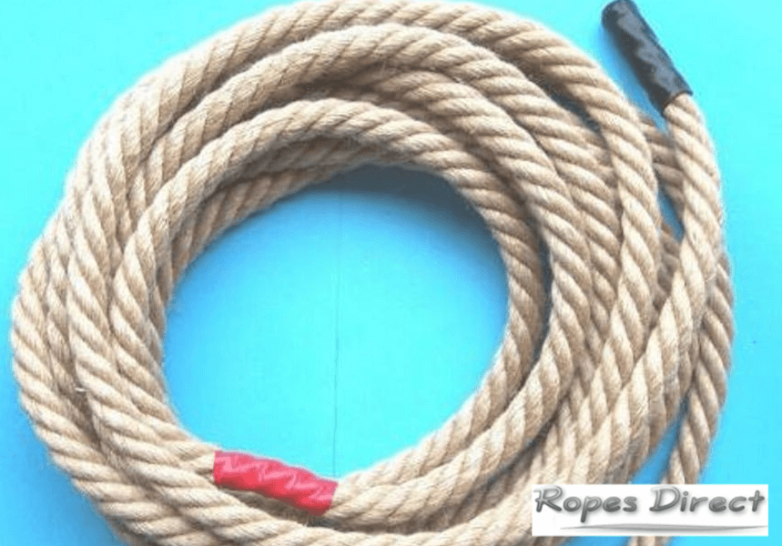tug of war rope available at Ropes Direct