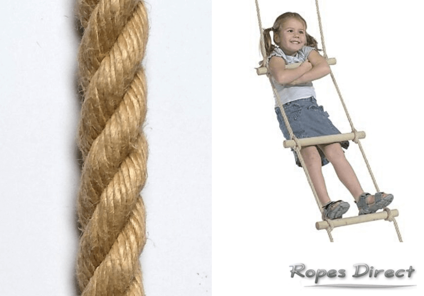 ropes and rope ladders available at Ropes Direct