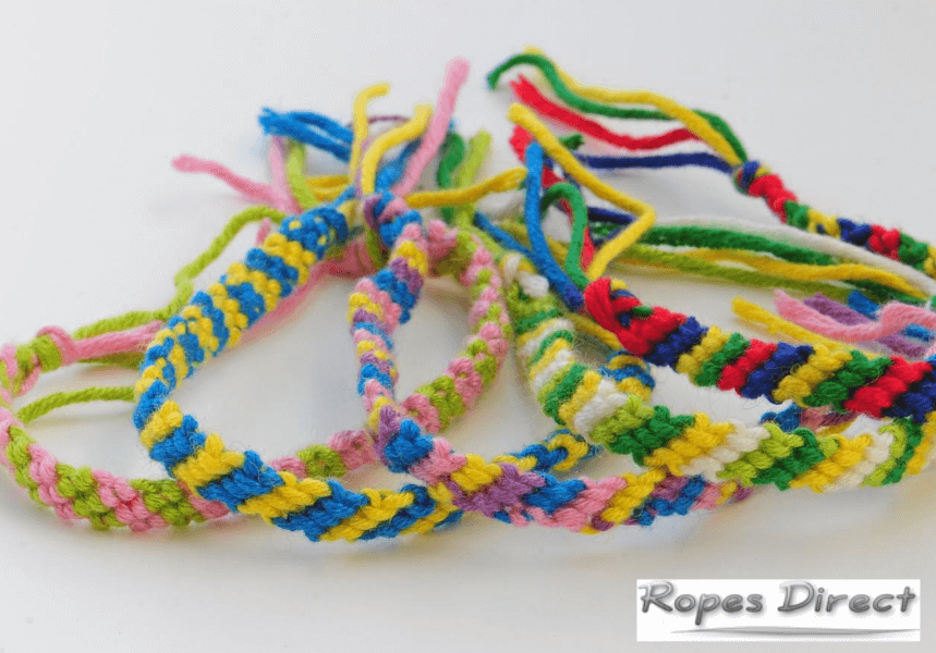 rope friendship bracelets