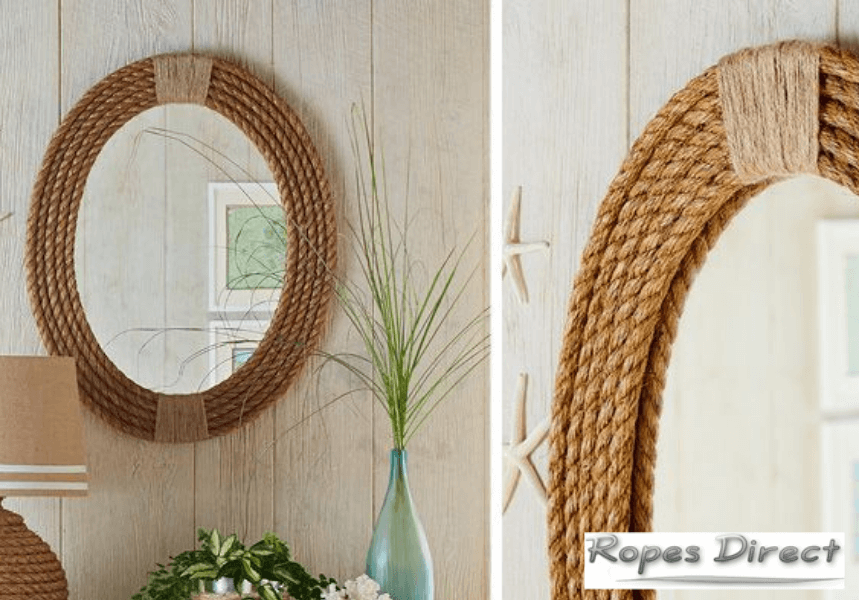 Examples of a rope mirror