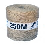 250m 3-ply Natural Jute String