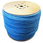 16mm Blue Polypropylene Rope - 220m reel