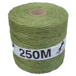 250m 3-ply Green Jute String