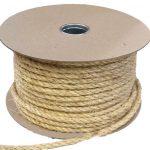10mm Sisal Rope sold on a 70m reel