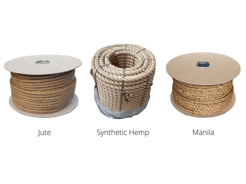 Decking ropes available at Ropes Direct