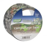 50mm x 4.5m Camouflage Adhesive Tape