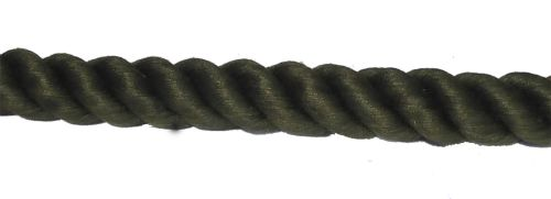 24mm Olive Green PolyCotton Barrier Rope
