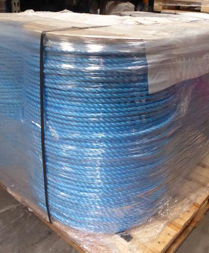 14mm Blue Polypropylene Rope - 1020m reel