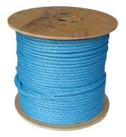 8mm Blue Polypropylene Rope - 220m reel