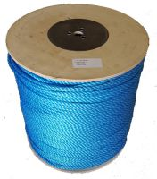 12mm Blue Polypropylene Rope - 1000m reel