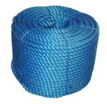 22mm Blue Polypropylene Rope - 220m coil