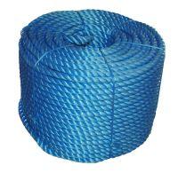 22mm Blue Polypropylene Rope - 220m coil