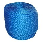 32mm Blue Polypropylene Rope - 220m coil