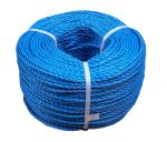 4mm Blue Polypropylene Rope - 220m coil