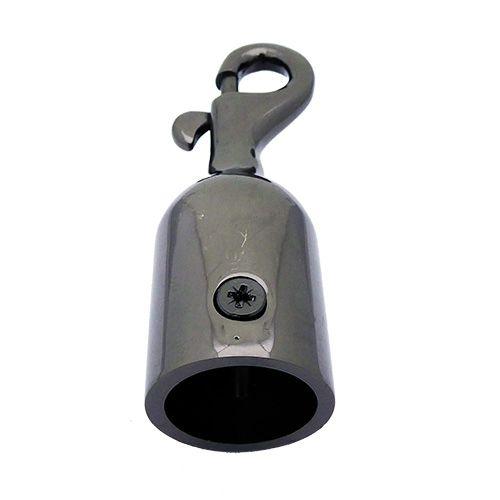 Black Nickel Trigger End Hook for 36mm Rope