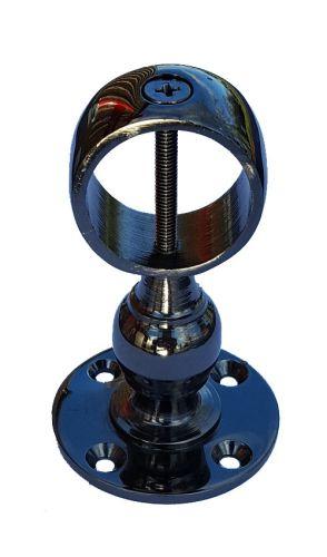 Black Nickel Centre Bracket for 24mm Rope