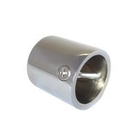 Glossy Chrome Cap End for 32mm Rope