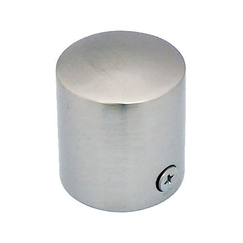 Satin Chrome End Cap for 24mm Rope