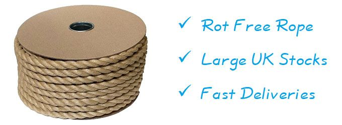 Synthetic Hemp Rope