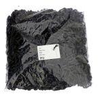 6mm Black Plastic Chain - 25m bag