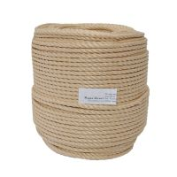 10mm Beige (Fawn) Polypropylene Rope sold by the 220m coil