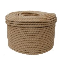 16mm Beige Polypropylene Rope sold on a 220m coil