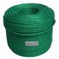 Green Polypropylene Rope