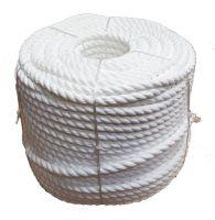 28mm 220m White Polypropylene Cricket Boundary Rope