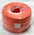 6mm Orange Rope sold by the 220m coil