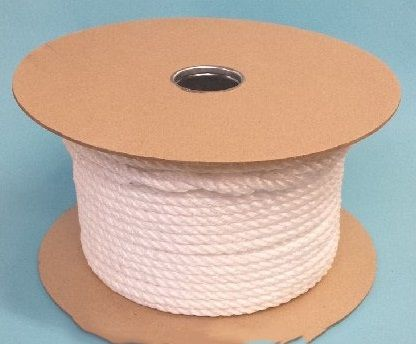 10mm White Polypropylene Rope sold on a 70m reel
