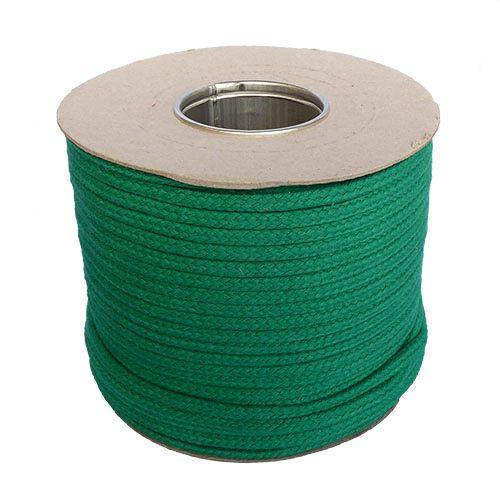 12mm Green Magician's Cord - 100m reel