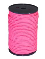 8mm Pink Rope sold on a 100m reel