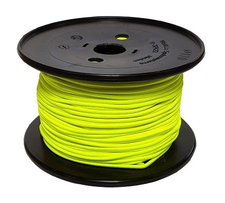 Neon Yellow Shock Cord
